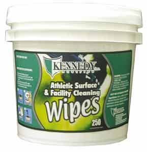 Kennedy Athletic Surface Cleaning Wipes